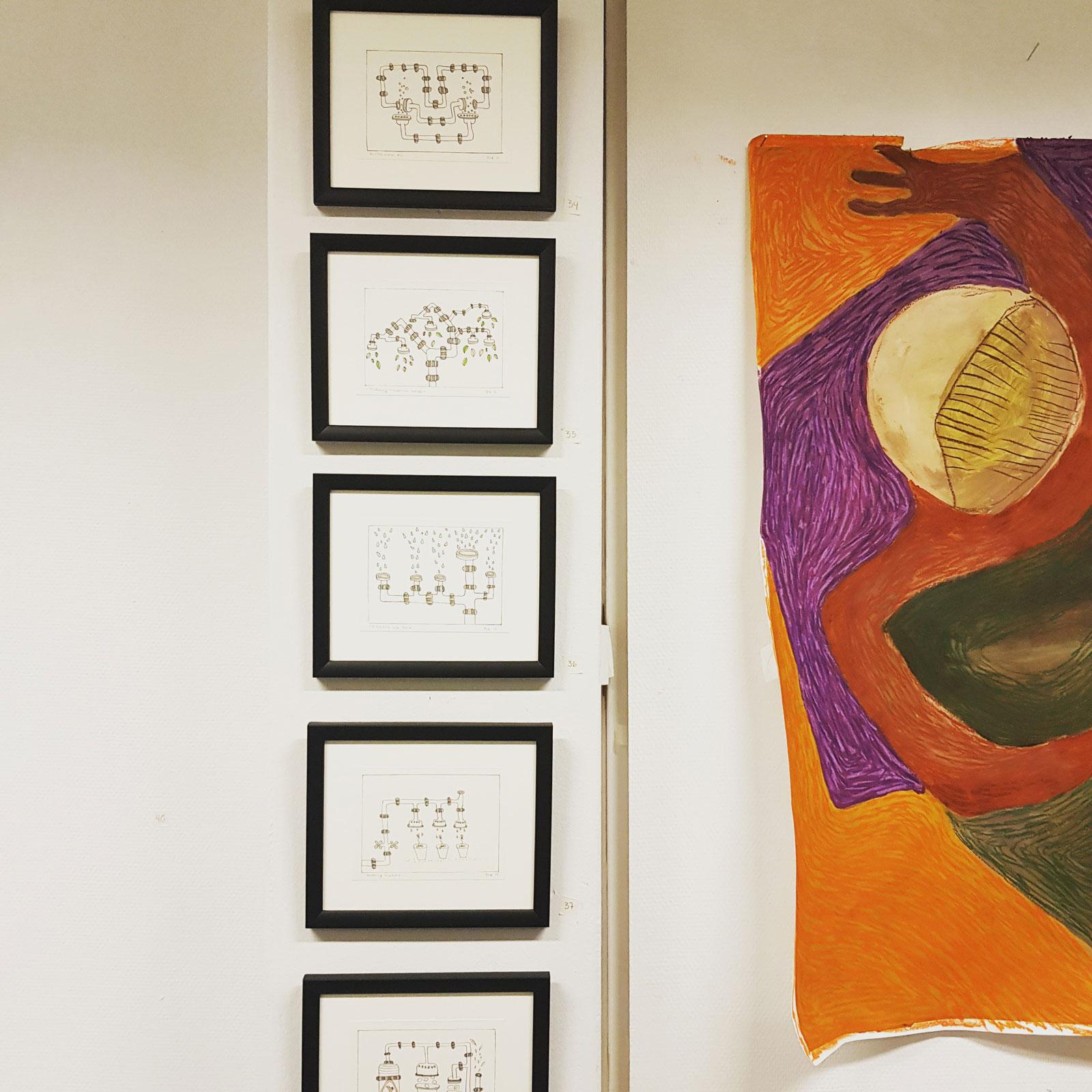 Det Tverrfaglige Kunstinstitutt - Kunstfagskolen i Bærum