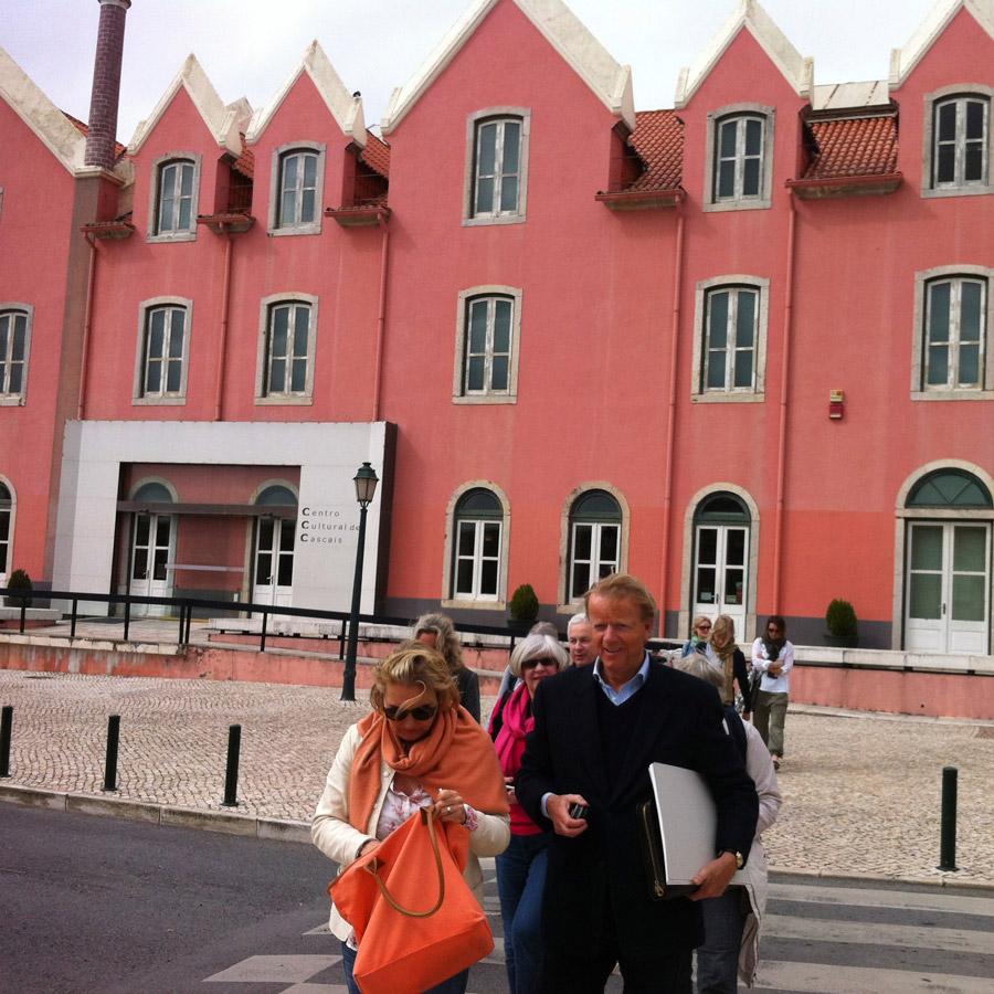 Studietur til Portugal – 2013