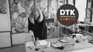 DTK shorts banner med bilde fra video