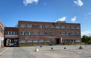 DTK kunstfagskole bygningen