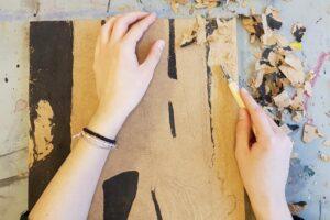 grafikk kurs Marianne Karlsen