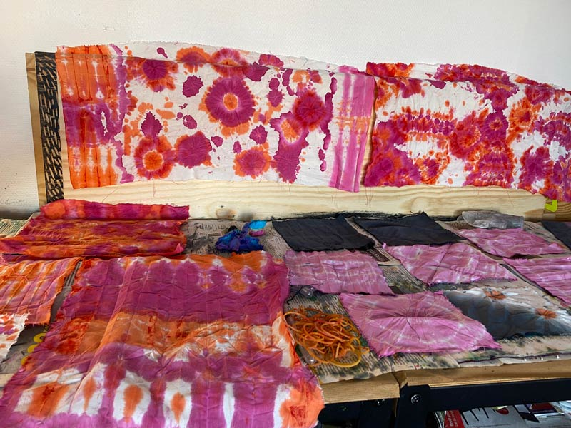tekstil workshop